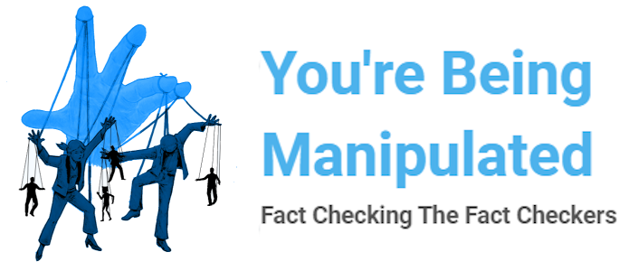 You're Being Manipulated